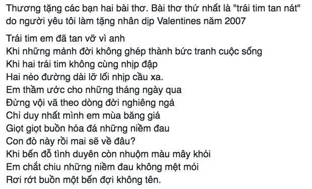 Tỷ phú Hoàng Kiều tuyên bố đóng vĩnh viễn fanpage, chia sẻ về cuộc tình dang dở - Ảnh 2.