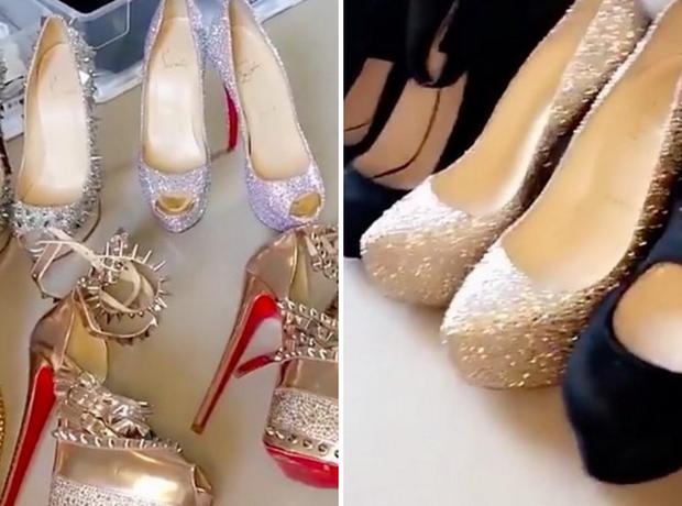 Kim Kardashian nói dối chồng, lén lút trữ lại hàng hiệu cũ cho con gái - Ảnh 3.