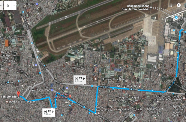8 điều đau não trên những con đường- phường- quận, mà chỉ ai sống ở Sài Gòn lâu năm mới ngộ ra được! - Ảnh 3.