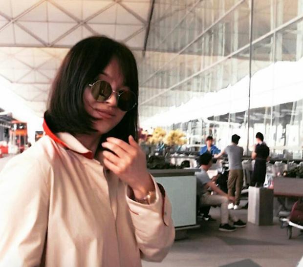 Song Hye Kyo & Quỳnh Anh Shyn chứng minh: Hè về là tóc cứ thế mà ngắn lại thôi! - Ảnh 6.
