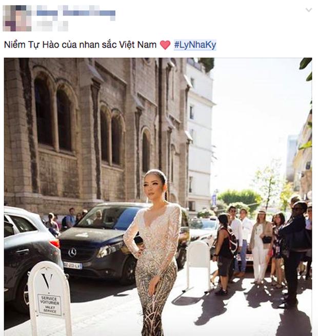 Chiếc đầm đẹp nhất của Lý Nhã Kỳ tại Cannes: rẻ hơn hàng hiệu quốc tế rất nhiều! - Ảnh 3.