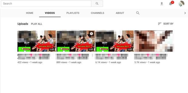 Hãy cẩn thận: Youtube đang tràn ngập video đồi trụy, nghi ngờ bị lỗi bộ lọc - Ảnh 1.