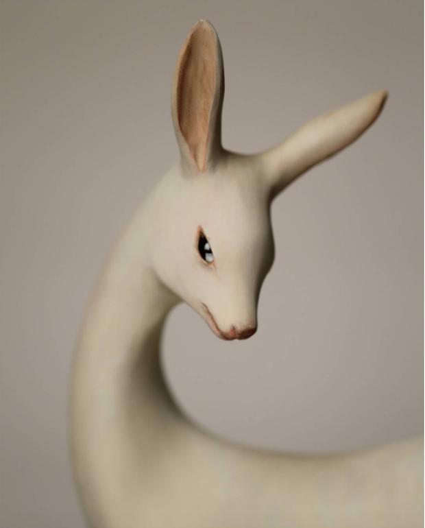 Bộ sưu tập động vật xứ thần tiên của nghệ nhân khắc gỗ Nhật Bản - Ảnh 1.