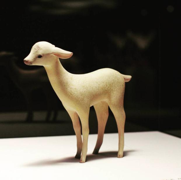 Bộ sưu tập động vật xứ thần tiên của nghệ nhân khắc gỗ Nhật Bản - Ảnh 10.