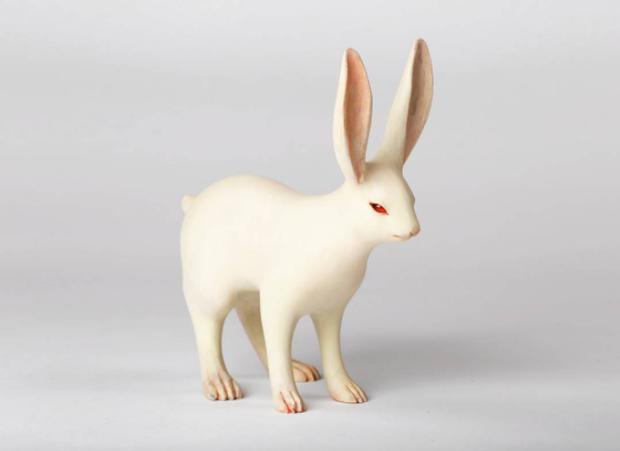Bộ sưu tập động vật xứ thần tiên của nghệ nhân khắc gỗ Nhật Bản - Ảnh 16.