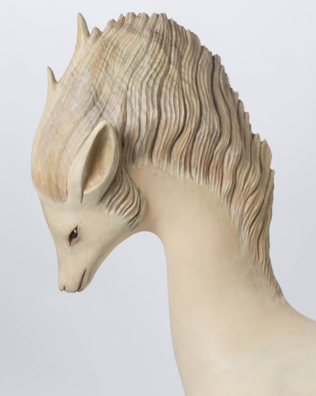Bộ sưu tập động vật xứ thần tiên của nghệ nhân khắc gỗ Nhật Bản - Ảnh 20.