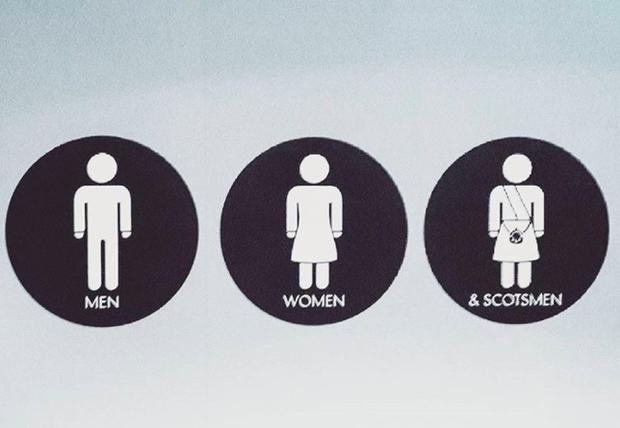 16 ý tưởng thiết kế biển báo nhà vệ sinh công cộng sáng tạo và bá đạo - Ảnh 23.