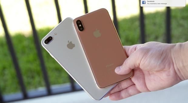 Đây là video iPhone 7s Plus đối mặt với iPhone 8, smartphone nào đẹp hơn? - Ảnh 7.