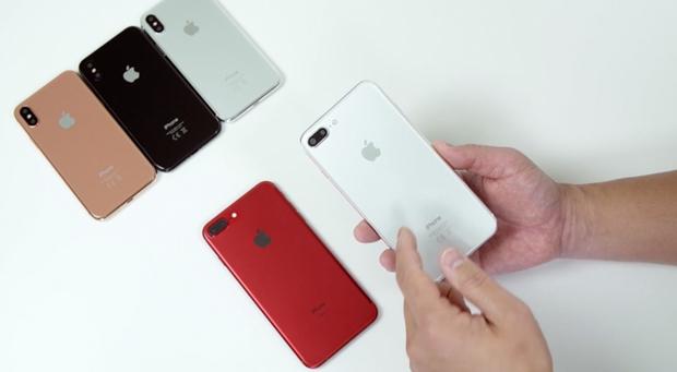 Đây là video iPhone 7s Plus đối mặt với iPhone 8, smartphone nào đẹp hơn? - Ảnh 2.