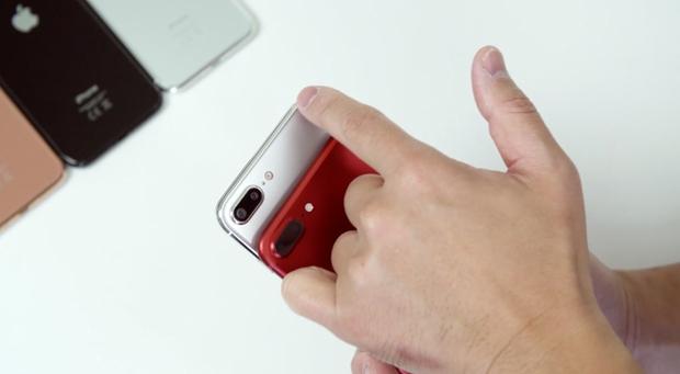 Đây là video iPhone 7s Plus đối mặt với iPhone 8, smartphone nào đẹp hơn? - Ảnh 4.