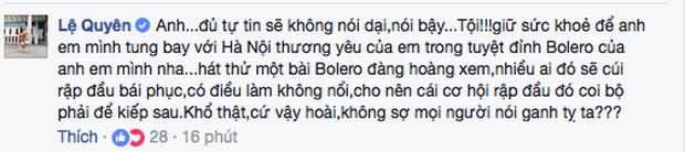 Đàm Vĩnh Hưng lên tiếng gay gắt khi Tùng Dương chê khán giả đắm đuối với Bolero là sự thụt lùi - Ảnh 4.