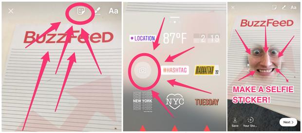 7 bí kíp bạn cần nằm lòng để Instagram Stories trở nên đẹp không đụng hàng - Ảnh 2.