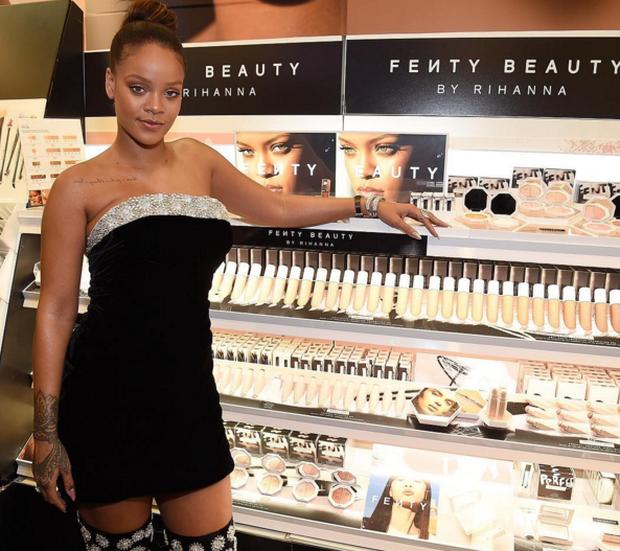 Xuất sắc là những gì đầy đủ, súc tích nhất để nói về Fenty Beauty của Rihanna - Ảnh 2.