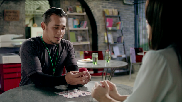 Glee Việt tuần này: Angela nổi cơn hờn mát khi Rocker cứ thả thính Cindy - Ảnh 6.