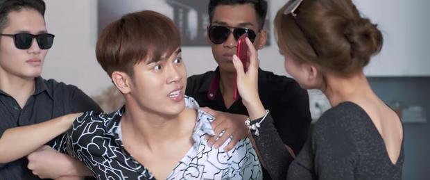 Bầu trời của Khánh tập cuối: Bạn trai ca sĩ bị lộ là đồng tính, Duy Khánh buồn bã tìm đến cái chết  - Ảnh 5.