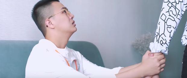 Bầu trời của Khánh tập cuối: Bạn trai ca sĩ bị lộ là đồng tính, Duy Khánh buồn bã tìm đến cái chết  - Ảnh 11.