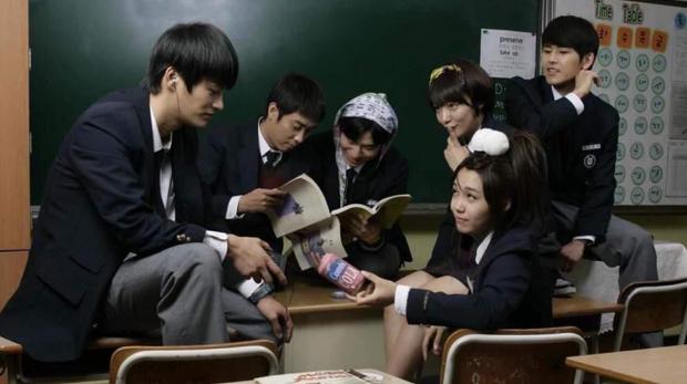 Top 8 phim học đường xứ Hàn không xem thì phí cả đời: Bạn đã cày hết? - Ảnh 6.