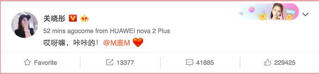 HOT: Luhan bất ngờ công khai hẹn hò, bạn gái chính là mỹ nhân 9X gia thế khủng - Ảnh 3.