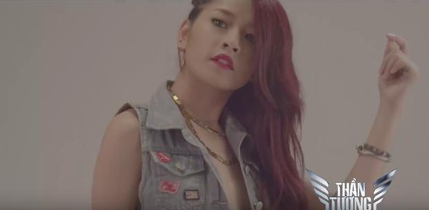 """Sau 4 năm, Chi Pu trở thành cô ca sĩ Minh Tú từ phim """"Thần Tượng""""! - Ảnh 4."""