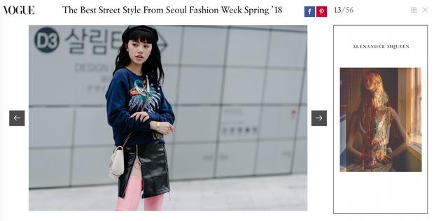 Châu Bùi, Phí Phương Anh, Jolie Nguyễn dắt nhau vào list những người mặc đẹp nhất Seoul Fashion Week của tạp chí Vogue - Ảnh 3.