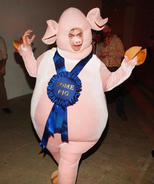 Đêm Halloween là dịp để giới chân dài ăn diện trắc nết hết mức mà nào ai dám ho he - Ảnh 16.