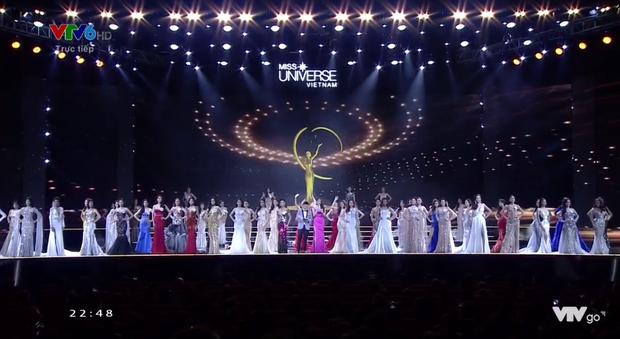 Bán kết Hoa hậu Hoàn vũ Việt Nam: Không ngoài dự đoán, Hoàng Thùy, Mâu Thủy lọt Top 45 thí sinh chung cuộc - Ảnh 1.