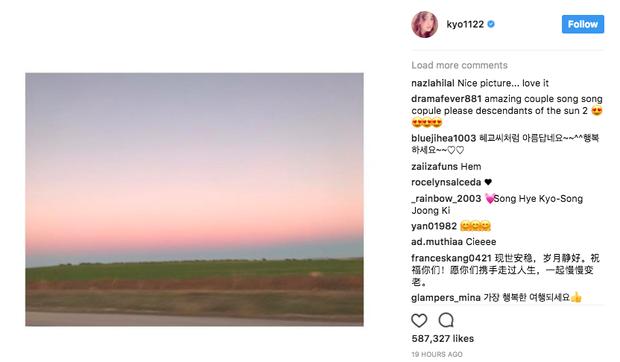 Fan tiết lộ vợ chồng Song Joong Ki - Song Hye Kyo tận hưởng tuần trăng mật siêu lãng mạn tại Tây Ban Nha - Ảnh 3.