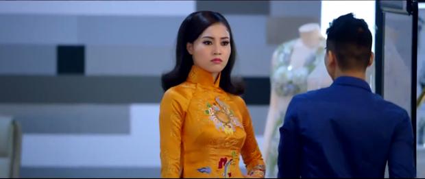 """Clip: Đoạn bắn thoại """"quíu cả lưỡi"""" của Diễm My 9x trong """"Cô Ba Sài Gòn"""" - Ảnh 4."""