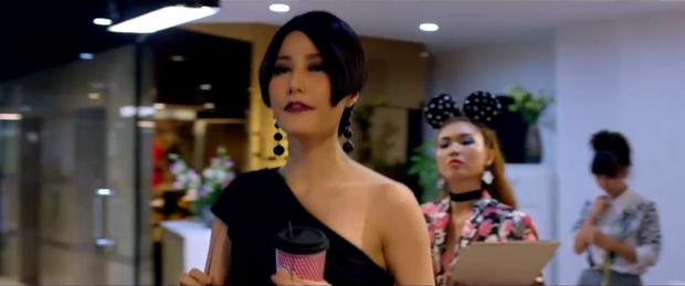 """Clip: Đoạn bắn thoại """"quíu cả lưỡi"""" của Diễm My 9x trong """"Cô Ba Sài Gòn"""" - Ảnh 8."""