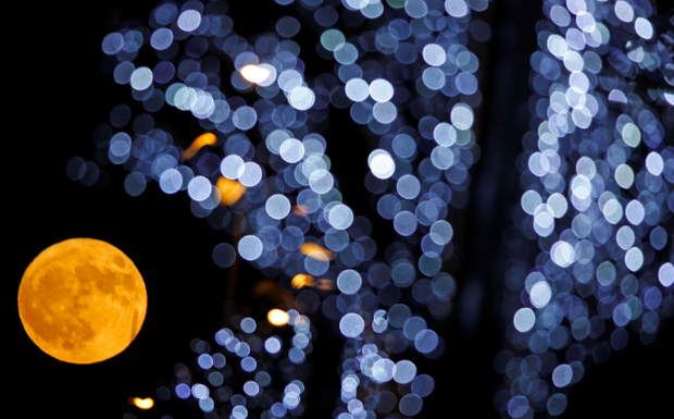 Lác mắt trước chùm ảnh siêu Mặt trăng trên bầu trời Việt Nam và thế giới - Ảnh 8.