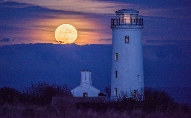 Lác mắt trước chùm ảnh siêu Mặt trăng trên bầu trời Việt Nam và thế giới - Ảnh 11.