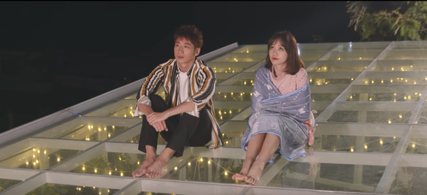 Thiên Ý tập 8: Hari Won tới tấp bày tỏ tình cảm, đầu tư hẳn ca khúc mới để tán tỉnh trai đẹp - Ảnh 3.
