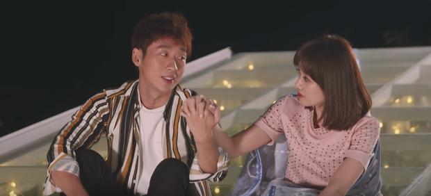 Thiên Ý tập 8: Hari Won tới tấp bày tỏ tình cảm, đầu tư hẳn ca khúc mới để tán tỉnh trai đẹp - Ảnh 2.