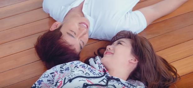 Thiên Ý tập 8: Hari Won tới tấp bày tỏ tình cảm, đầu tư hẳn ca khúc mới để tán tỉnh trai đẹp - Ảnh 4.