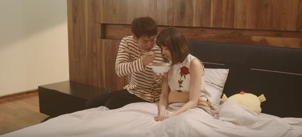Thiên Ý tập 8: Hari Won tới tấp bày tỏ tình cảm, đầu tư hẳn ca khúc mới để tán tỉnh trai đẹp - Ảnh 10.