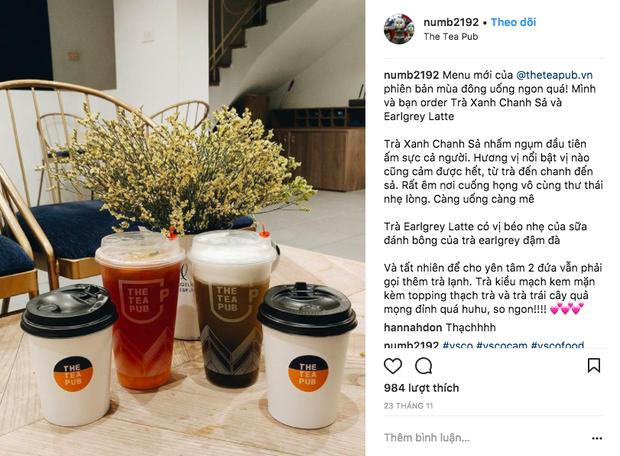 Mùa đông này đã có những thương hiệu trà sữa nào ra mắt đồ uống nóng ở Hà Nội? - Ảnh 17.