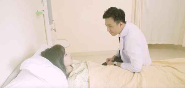 Thiên Ý tập cuối: Trấn Thành cuối cùng đã lộ diện nhưng đối thoại với Hari Won chẳng ăn nhập gì - Ảnh 3.