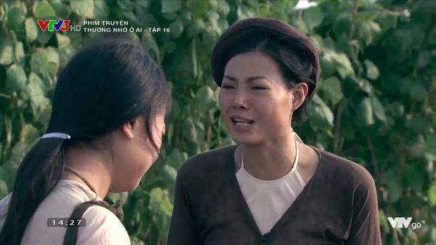 Thương nhớ ở ai 16: Nóng bừng mặt trước cảnh diễn viên nữ cởi áo tắm tiên - Ảnh 1.