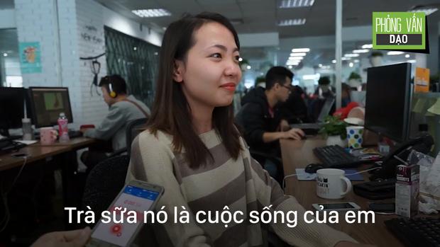 Phỏng vấn dạo: Đối với bạn, trà sữa có ý nghĩa như thế nào? - Ảnh 21.