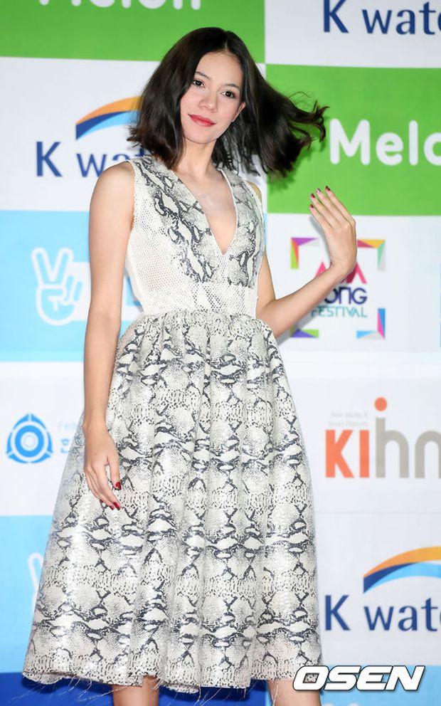 Thảm đỏ Asia Song Festival: Đông Nhi được báo Hàn khen ngợi hết lời, sánh bước bên loạt sao thế giới - Ảnh 16.