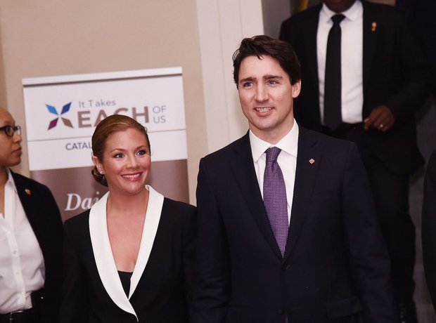 Chân dung người phụ nữ luôn sát cánh bên Thủ tướng Canada, vị chính trị gia quyến rũ nhất hành tinh - Ảnh 6.