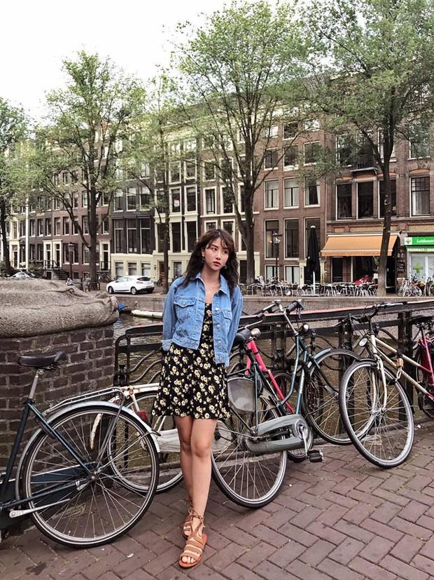 Quỳnh Anh Shyn mang theo 30 bộ đồ và phụ kiện trăm triệu đi du lịch khắp châu Âu - Ảnh 10.