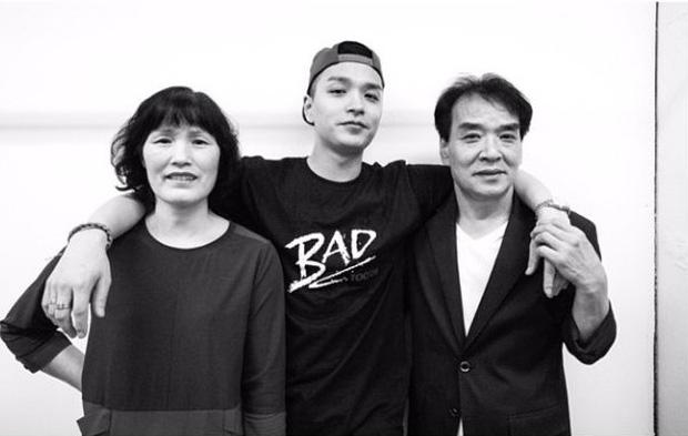 Những ông bố của mỹ nam mỹ nữ hàng đầu xứ Hàn: Đẹp đến tầm tài tử cũng phải ghen tị - Ảnh 16.