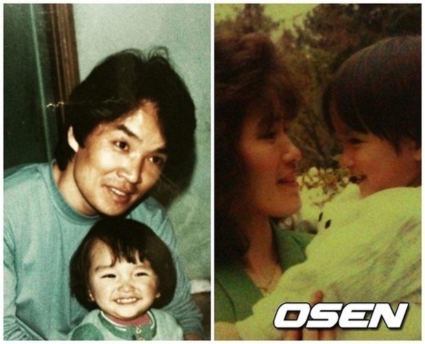 Những ông bố của mỹ nam mỹ nữ hàng đầu xứ Hàn: Đẹp đến tầm tài tử cũng phải ghen tị - Ảnh 15.