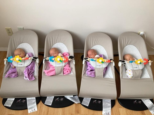 Vừa nhận tin mang bầu 4 đứa con cùng lúc, bà mẹ lại sốc hơn nữa khi bác sĩ chỉ vào màn hình siêu âm - Ảnh 11.