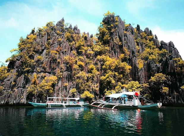 Đảo Coron - Thiên đường lặn biển đẹp mê hoặc chỉ cách Việt Nam 3h bay - Ảnh 11.