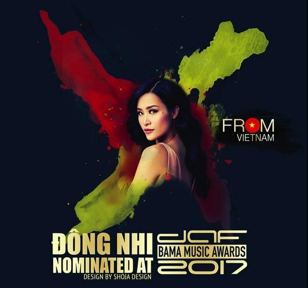 Đông Nhi, Sơn Tùng M-TP cùng được vinh danh tại giải thưởng âm nhạc quốc tế - Ảnh 3.
