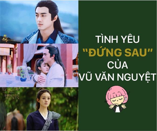 4 kiểu yêu lạ lùng của các chàng nam chính trong phim truyền hình Hoa Ngữ - Ảnh 2.