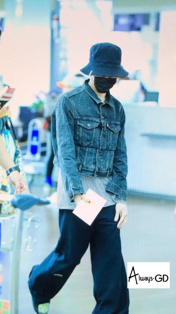 1 món hàng hiệu 2 số phận: G-Dragon thất thểu ở sân bay, Sơn Tùng tự tin trên sân khấu - Ảnh 3.