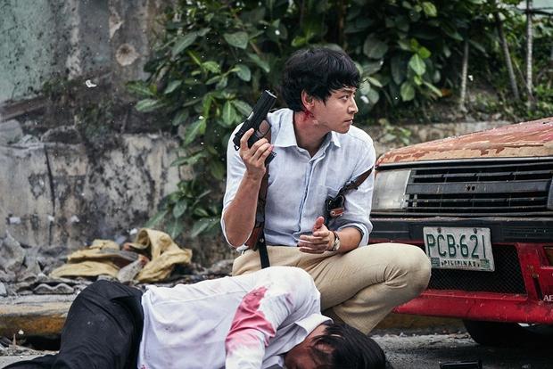 Tay sai Kim Woo Bin tiến thoái lưỡng nan giữa trùm đa cấp Lee Byung Hun và Kang Dong Won - Ảnh 2.
